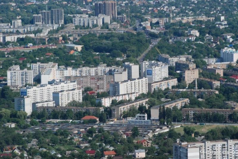 Утепление в Борисполе