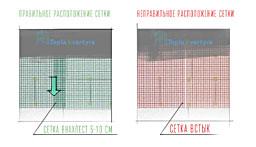 Ошибки в устройстве гидрозащитного штукатурного слоя