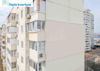 Утепление двух квартир в Киеве